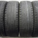 4 1956516 Michelin 195 65 16 Agilis Van Part Worn used Tyres x2 Commercial