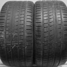2 2854019 Pirelli 285 40 19 Used Part Worn Tyres Pzero Rosso x2