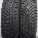2 1456515 Semperit 145 65 15 Winter Grip Part Worn Used Tyres x2 Mud Snow