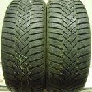 2 2655519 Dunlop 265 55 19 Winter Grandtrek M3 Part Worn Used Tyres x2
