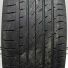 1 2854019 Continental 285 40 19 N0 Porsche Sport Contact 3 Part Worn Tyre 7mm x1