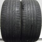 2 2355019 Bridgestone 235 50 19 Dueler H/P Sport M0 Mercedes Part Worn Used Tyres x2