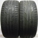 2 2354517 Dunlop 235 45 17 SP Sport Track Drifting Race Part Worn Used Tyres x2