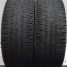 2 2354518 Continental 235 45 18 TS830P Winter Contact Part Worn Used Tyres x2
