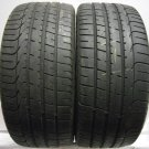 2 2453520 Pirelli 245 35 20 Pzero Part Worn used Tyres x2