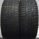 2 2355018 Continental 235 50 18 Part Worn Used 235/50 18 Car Tyres x2 Winter