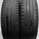 2 1956516 Kleber 195 65 16 Part Worn Used 195/65 16 Van Tyres x2 Transpo