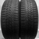 2 2356517 Pirelli 235 65 17 Used Part Worn Scorpion Car Tyres Winter M0 Ice Snow