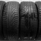 4 22555116 Michelin 225 55 16 Pilot Primacy Used Part Worn Tyres x4 Primacy