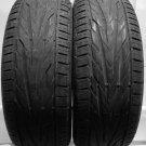 2 2356016 Uniroyal 235 60 16 Used Part Worn Tyres x2 Car 235/60 16 Rallye 4x4