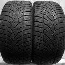 2 2653520 Dunlop 265 30 20 Used Part Worn Tyres x2 Car 265/35 20 Winter Sport