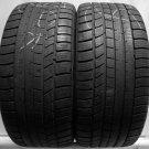 2 2754020 Hankook 275 40 20 Used Part Worn Tyres x2 Car 275/40 20 Winter W300