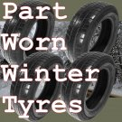 4 1956515 Michelin 195 65 15 Winter Snow Used Part Worn Tyres Cold Weather Grip