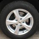 """4 Alloy Wheels Tyres T28 16"""" VW Volkswagen T5 Transporter Camper Van Rated T30"""