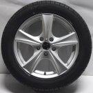 """4 17"""" Alloy Wheels 225 55 17 NEW Tyres Van T5 VW Volkswagen Camper 960kg 7.5x17 Rated Alloys"""