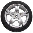 "BK323 18"" Alloy Wheels Tyres Ford Transit 5x160 Et50 8x18 Load Van Rated 955 Kg"
