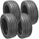 4 2153518 Delinte 215 35 18 Thunder New Car High Performance Tyres 21535 18 x 4