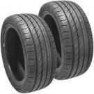 2 2153518 Delinte 215 35 18 Thunder New Car High Performance Tyres 21535 18 x 2