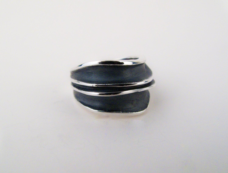 Euro Silver Ring