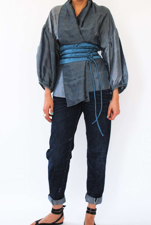 Kimono Silk Belt