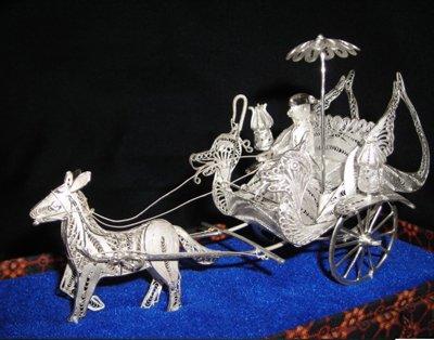 Kencana Train Silver