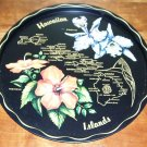 Hawaiian Islands Tray - Vintage - NIP