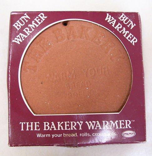 Bun Warmer - 1983 - Paul Marshall Products - pottery