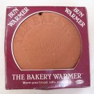 Bun Warmer - 1983 - Paul Marshall Products - pottery