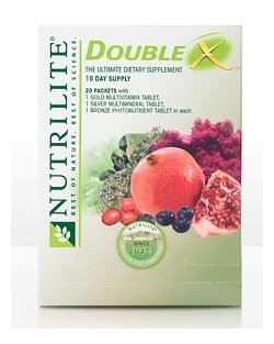 Double X Vitamin / Mineral / Phyto-nutrient - 10 day supply