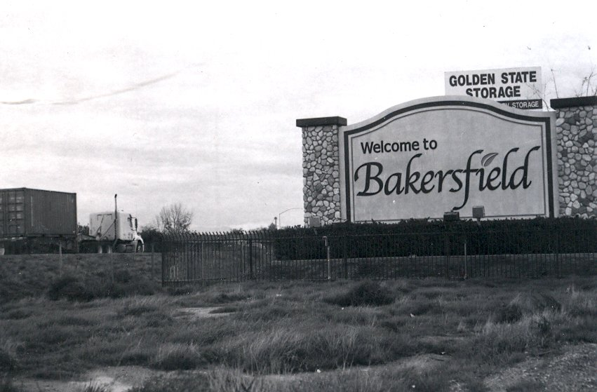 Welcome to Bakersfield