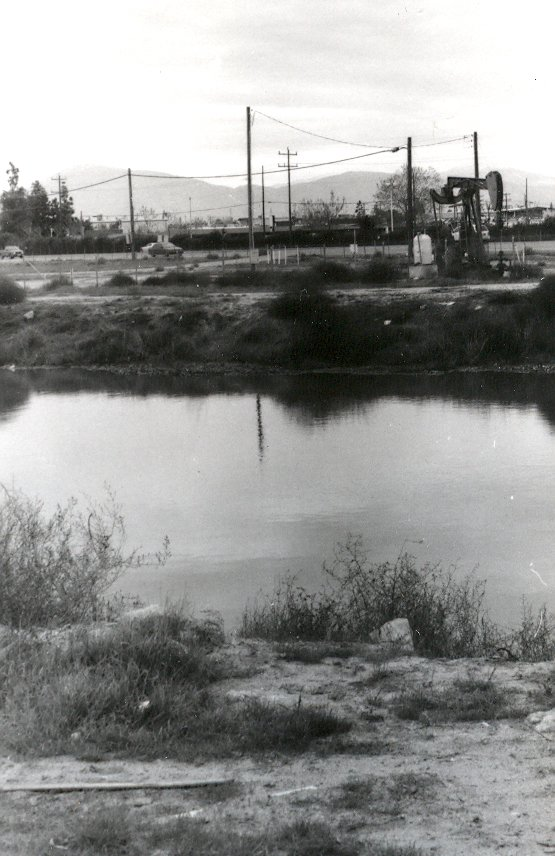 Rosedale Oil Field