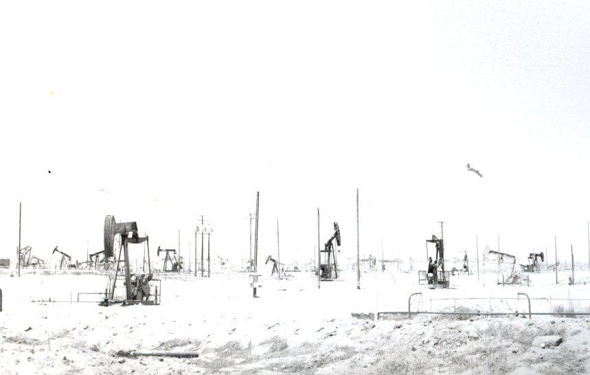 Chevron Oil Fields