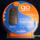 """CINGULAR GO PHONE, """"Pay as you Go"""" Motorola C139"""