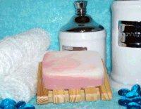 Raspberry Beret Sorbet Soap Bar