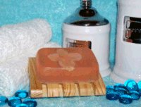 White Ginger & Amber Soap Bar