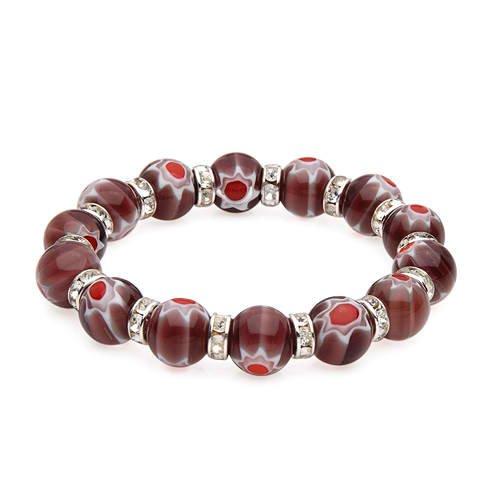 Beautiful Bracelet with Precious Stones