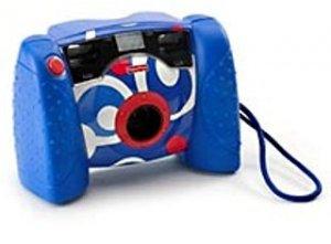 New Blue Fisher Price Digital Camera