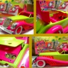 Vintage Jem Barbie Radio Car