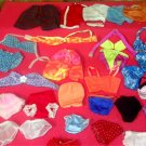 Barbie Swimsuits & Other Summer Pieces Lot