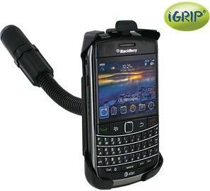 Custom Fit Cigarette Lighter Mount for BlackBerry Bold 9700, Bold 9780
