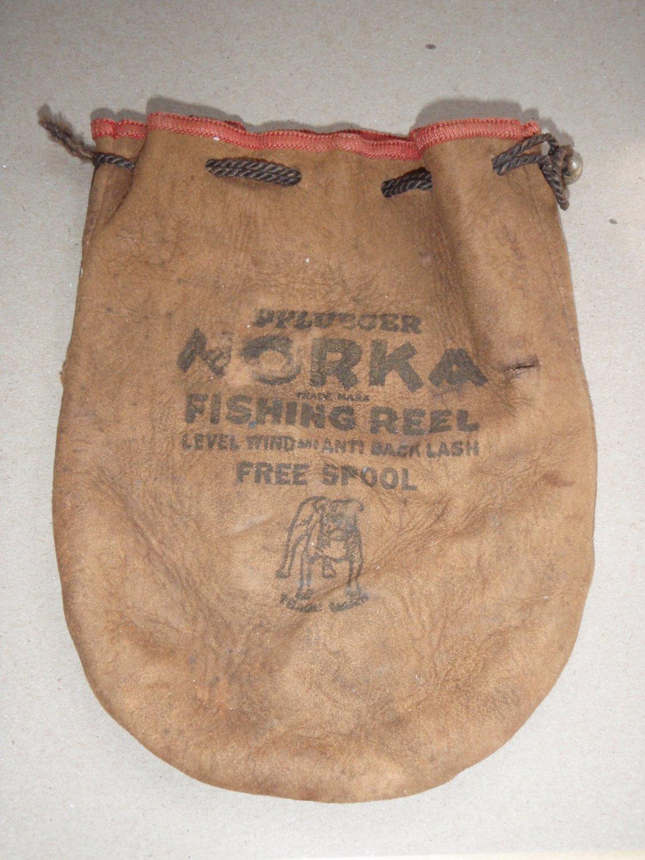 PFLUEGER REEL BAG FOR NORKA REEL
