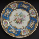 Vintage MYOTTS Royal Crown Stafford-shire England Dinner Plate. 4744