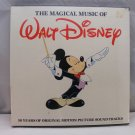 The Magical Music of Walt Disney - 4 LP's Box Set Motion Picture Music * New *