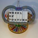 Hallmark 1995 Keepsake Ornament Wheel of Fortune Anniversary Edition