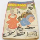 Vintage Big Little Book - Bugs Bunny and Klondike Gold with Porky Pig - 1974