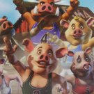 Party Pigs: Farmyard Games (Nintendo Wii, 2009) COMPLETE! **TESTED**