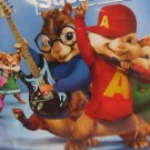Alvin and the Chipmunks: The Squeakquel (Nintendo Wii Game, 2009) CIB **TESTED**