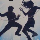 Pop Star Guitar (Nintendo Wii, 2008) W/ 2 Air G Controller Skins **No Manual**