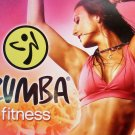 Zumba Fitness Join The Party (Nintendo Wii, 2010) Complete w/ Zumba Fitness Belt