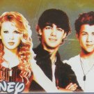 Disney Sing It: Pop Hits (Nintendo Wii, 2009) with  Disney Microphone Complete.